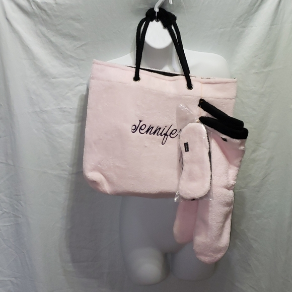 Mary Kay pink personalized tote bag